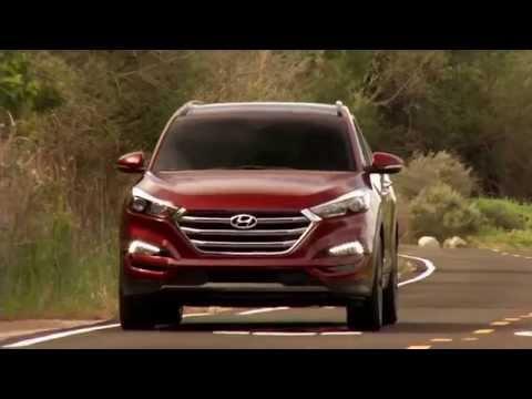 2016 Hyundai Tucson Review | AutoMotoTV