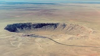 How Arizona's meteor crater was created