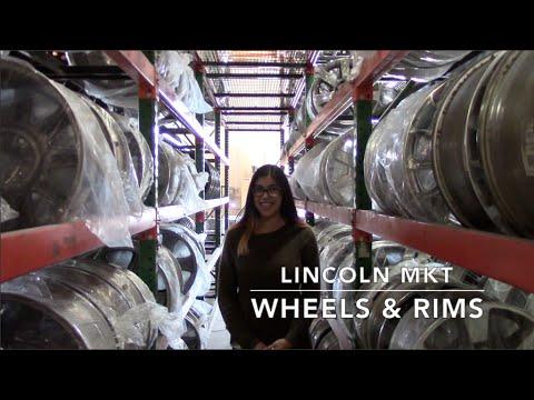 Factory Original Lincoln MKT Wheels & Lincoln MKT Rims – OriginalWheels.com