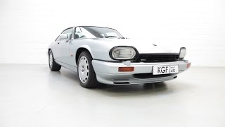 preview picture of video 'A Formidable Jaguar Sport XJR-S 6.0 Litre with One Owner and 9,820 Miles - SOLD!'