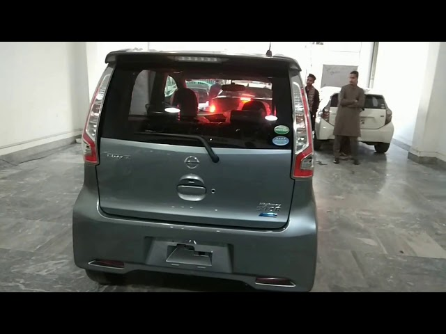Nissan Dayz Highway Star 2015 for Sale in Lahore