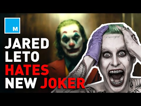 Why Jared Leto HATES The New Joker