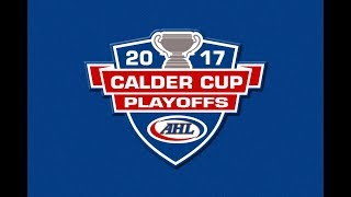 Calder Cup 2017 Finals The Grand Rapids Griffins vs The Syracuse Crunch Game 6