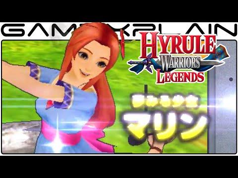 Hyrule Warriors Legends Link S Awakening Pack Extended Trailer Japanese 3ds Whataboutnintendo
