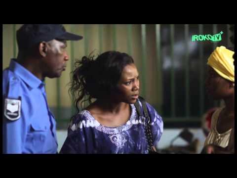 Genevieve Nnaji Gets Information About Her Missing Son - Nigerian Movie