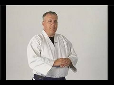 Atemi: Aikido Techniques : Atemi from a Rear Grab