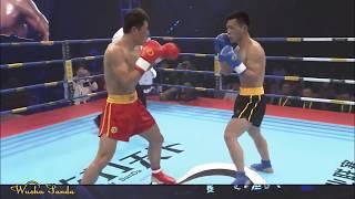 Ушу Саньда Высокий уровень Профессиональные бои Wushu Sanda Pro