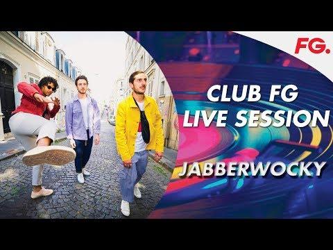 JABBERWOCKY   CLUB FG   LIVE DJ MIX   RADIO FG