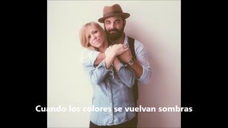 Drew holcomb & the neighbors - What would I do without you (Sub. español)