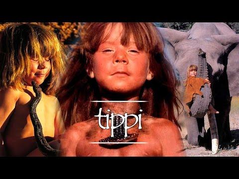 La historia de Tippi, La niña que vivía con los