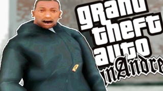 GTA SAN ANDREAS Mods #35 -  BUGANDO O CJ E AEROPORTO DO RAGE