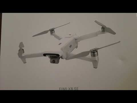 Banggood Xiaomi FIMI X8 SE Drone - Unboxing only