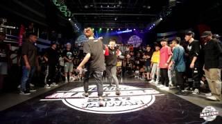 高校Bboy 8on8 Final:H1N1 Vs 八校聯合 20170729 SYM Trophee Masters Taiwan