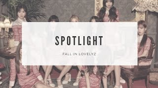 【Blossom INTRO】Lovelyz - ' Spotlight '