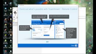 commercial use detected teamviewer 14 fix - TH-Clip