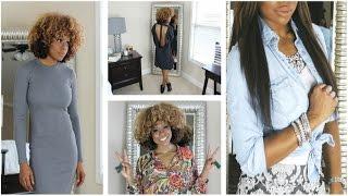 Style My Haul Book - Fevrie & Sheinside
