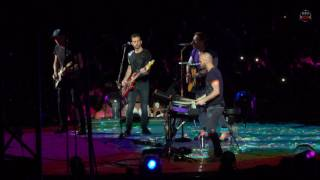 """Coldplay """"Miracles (Someone Special)"""" Live from Milan 2017/07/04 Live Debut! (4K by MekVox)"""