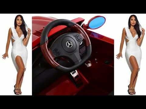 Costzon Kids Ride On Car 12V Licensed Mercedes Benz R199 Electric Car with MP3 Remote Control