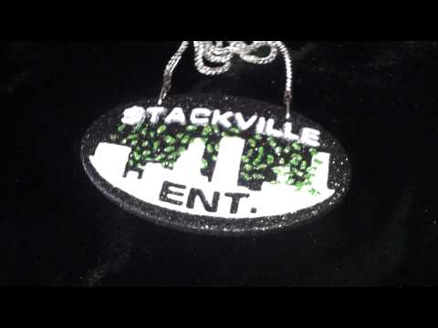 Claychains custom stackville Ent. Piece