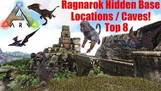 ark ragnarok highlands cave base - Hài Trấn Thành - Xem hài kịch