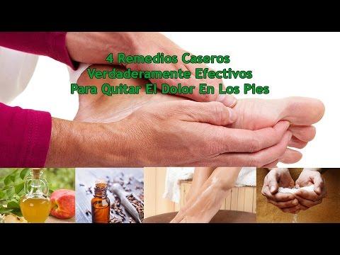4 Efectivos Remedios Para Quitar El Dolor En Los Pies Diabeticos
