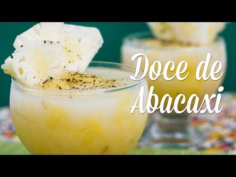 Doce de Abacaxi Agar