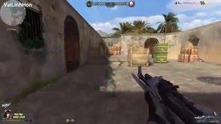 [Truy Kich] Game Play: AK47-VIP C4 GHOST Sa Mạc 2 VaiLinhHon (Kênh Chính Thức)