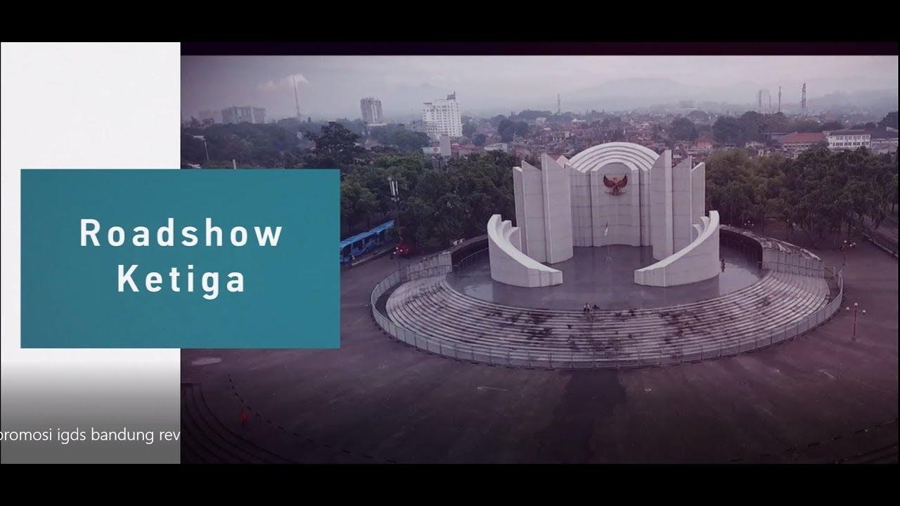 Roadshow 3 : Sosialisasi Indonesia Good Design Selection (IGDS) 2019 di Kota Bandung