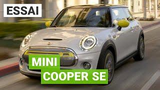 Essai Mini Cooper SE : un KARTING électrique de 184ch !