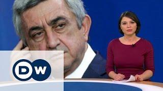 Президент Армении: Россия для нас - это не то, что Турция для Азербайджана - DW Новости (08.04.2016)