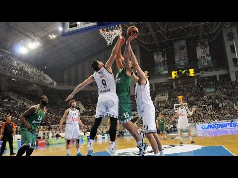 Highlights: Top 16, Round 11 vs. Panathinaikos Athens