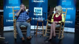 "Dolly Parton plays ""Dolly Wood and Dolly Woodn't"" // SiriusXM // Radio Andy"