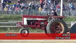 2017 West Alexander Fair 9500# 4 mph Tractor Pull