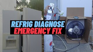 Refrigerator Emergency Short Circuit: Diagnose & Fix In 20 Minutes, All Major Problems