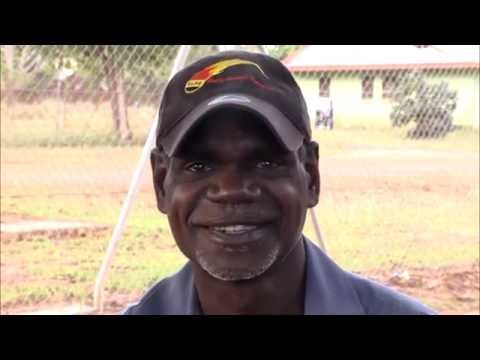 Staff Profile - Peter Wunungmurra