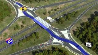 DOT Plans Exciting New Interchange for Wake Forest/I-440