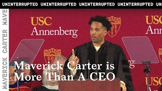 Maverick Carter's 2019 USC Commencement Speech | Annenberg School of Communication