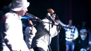 Super Producer Teddy Riley  Aaron Hall in Concert