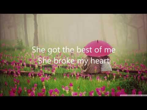 Luke Combs - She Got the Best of Me (Lyrics)