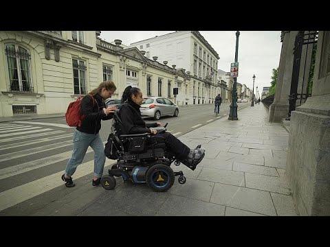 Η Ευρώπη γίνεται πιο προσβάσιμη σε άτομα με αναπηρίες