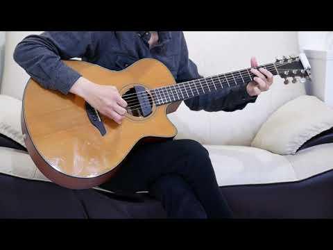 S.H.E - 十七 (acoustic guitar solo)