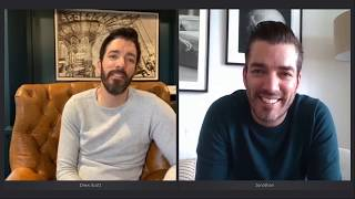 Drew Scott And Jonathan Scott (Property Brothers: Forever Home) On Emotional Journey | GOLD DERBY