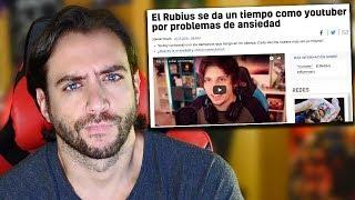 """EL RUBIUS SE """"RETIRA"""" Y LA TOXICIDAD EN INTERNET"""