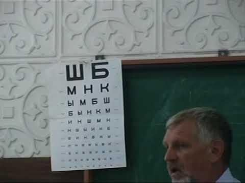 Лазерная операция зрение видео