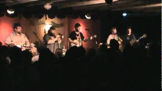 Trampled By Turtles - Again - Grey Eagle - Asheville, NC - 10/19/11