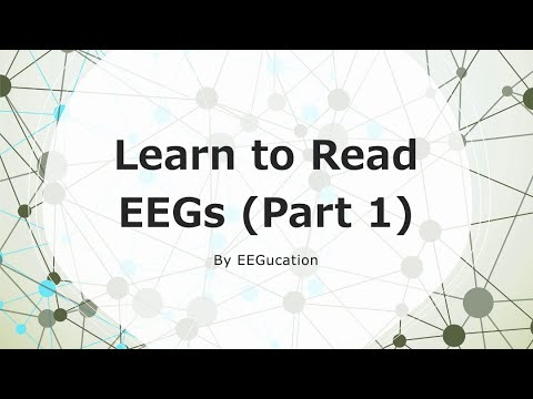 Learn to Read EEGs Part 1 - YouTube