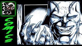 Inking in Manga Studio - Tips and Tricks - Blackstone Comic by Robert Marzullo