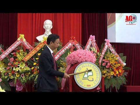 Trường đại học An Giang khai giảng năm học 2017-2018