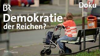 Haben wir eine Demokratie der Reichen? Wer sind Bayerns Nichtwähler? | DokThema | Doku