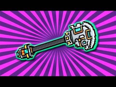 KNIGHTS AXE : Pixel Gun
